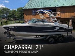 2015 Chaparral H2O 21 Sport