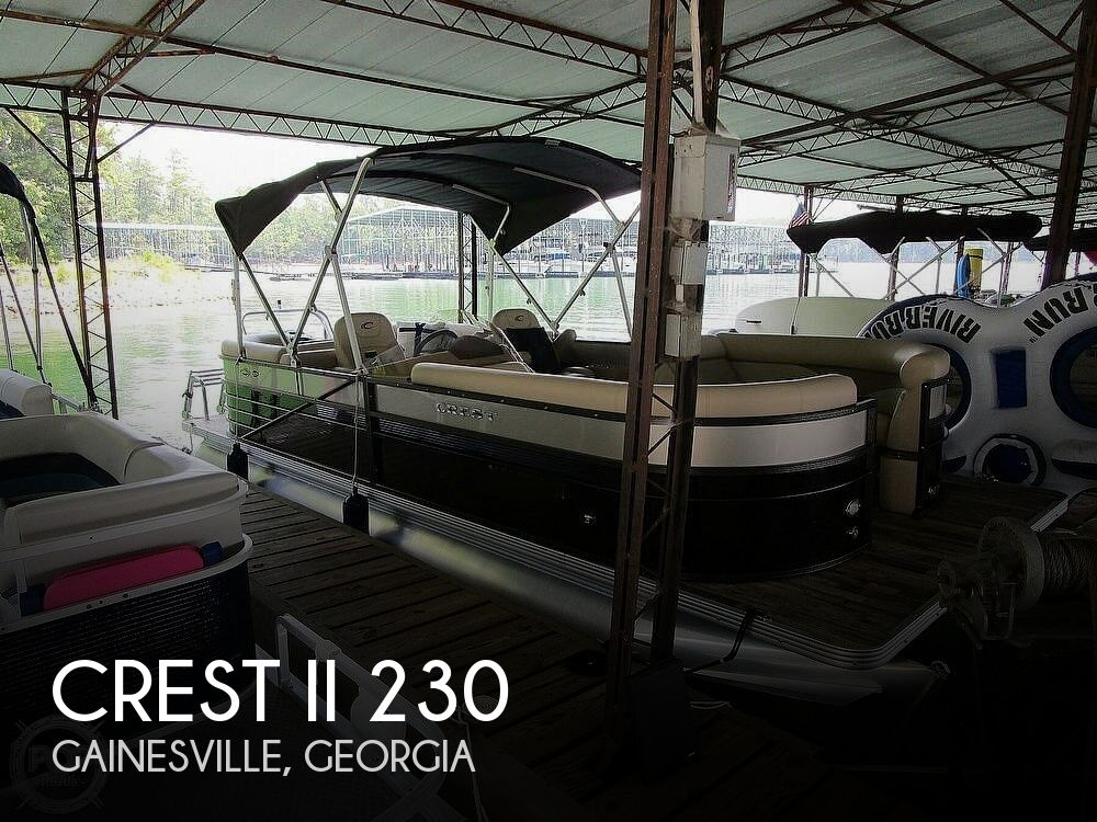 Used Crest Boats For Sale by owner | 2018 Crest II 230