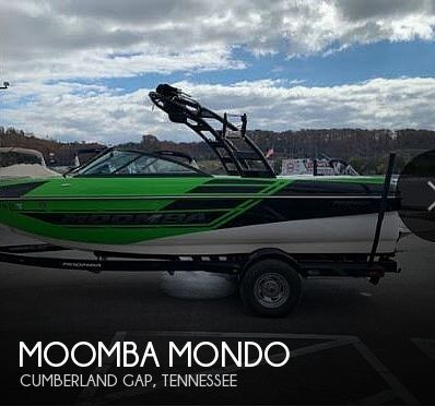 Used Moomba Boats For Sale by owner | 2014 21 foot Moomba Mondo
