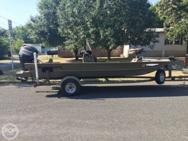 Tracker Grizzly 1860 CC MVX, 19', for sale - $17,495