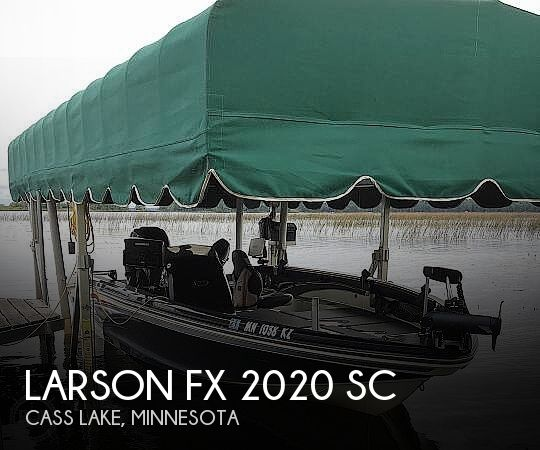 Used Ski Boats For Sale in Minnesota by owner | 2013 Larson 20