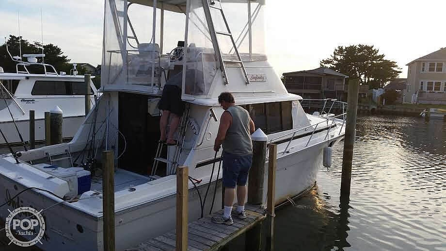1980 Silverton boat for sale, model of the boat is 37C & Image # 2 of 41