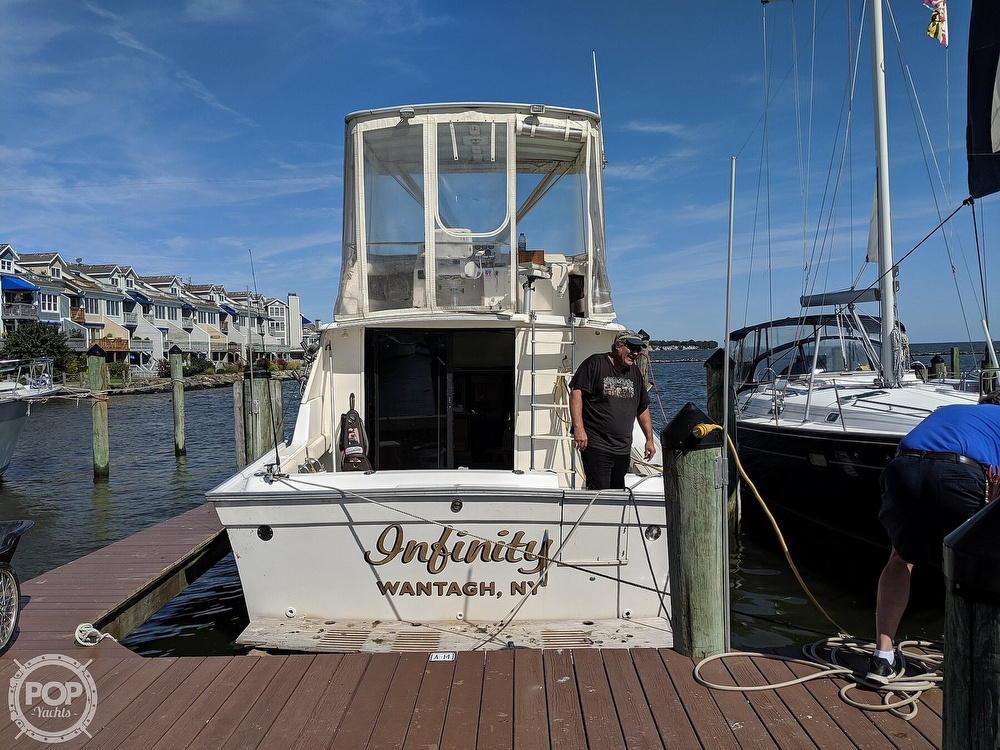1980 Silverton boat for sale, model of the boat is 37C & Image # 13 of 41