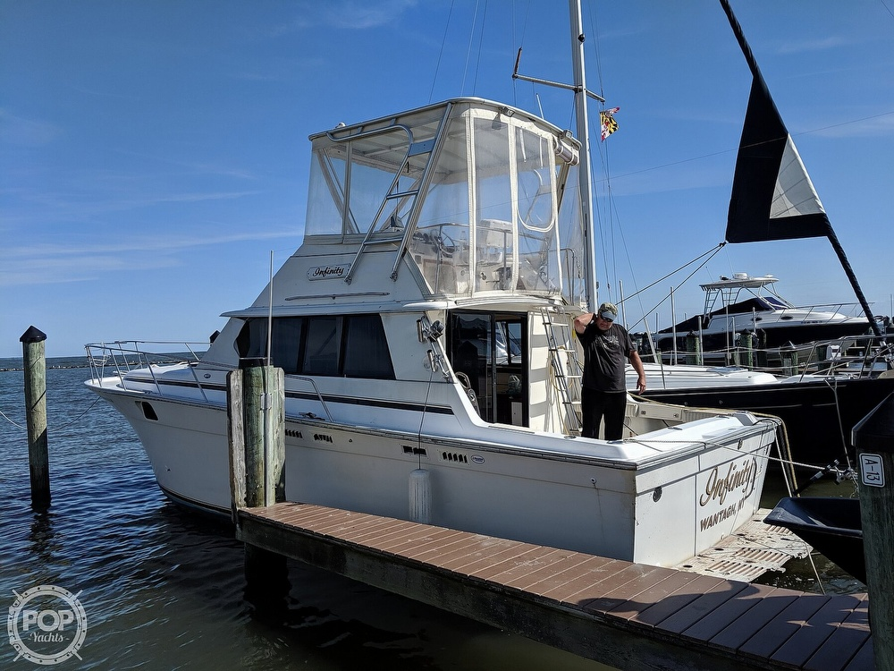 1980 Silverton boat for sale, model of the boat is 37C & Image # 3 of 41