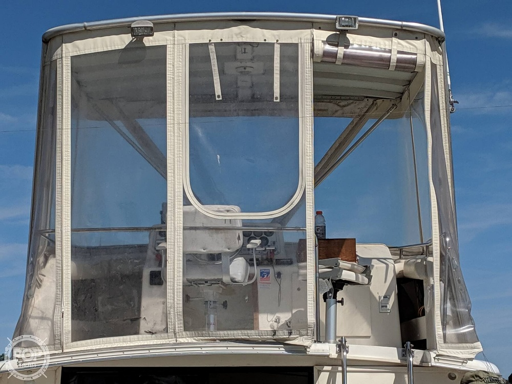 1980 Silverton boat for sale, model of the boat is 37C & Image # 14 of 41