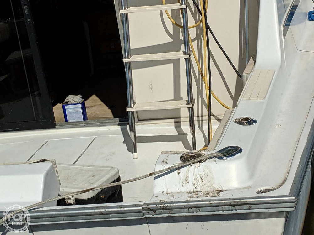 1980 Silverton boat for sale, model of the boat is 37C & Image # 38 of 41