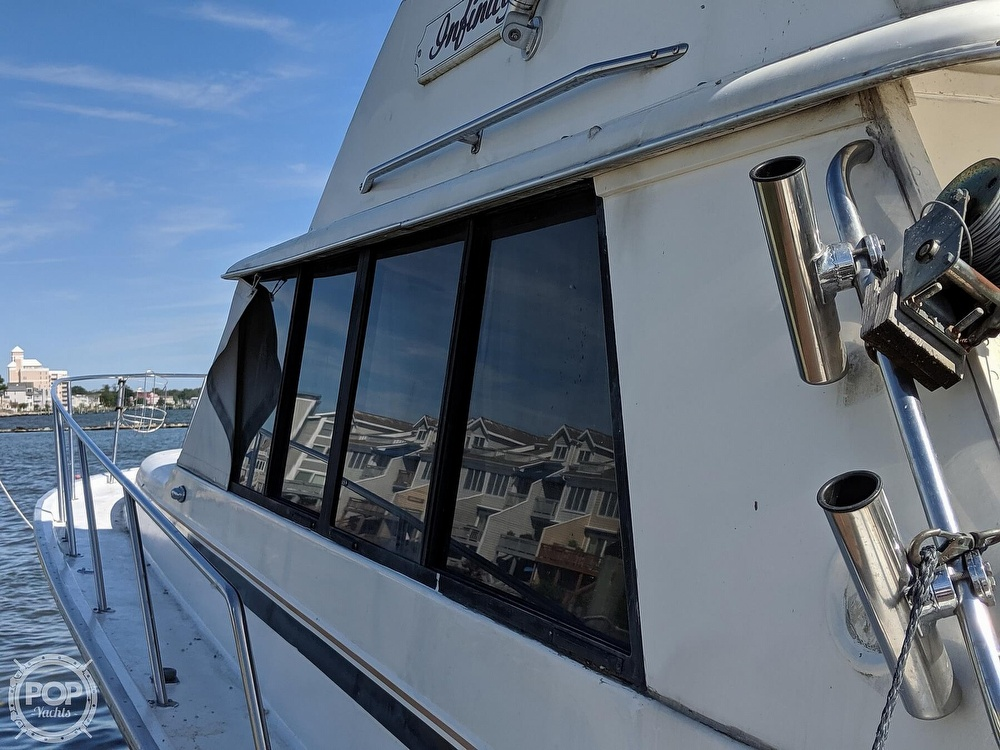 1980 Silverton boat for sale, model of the boat is 37C & Image # 24 of 41