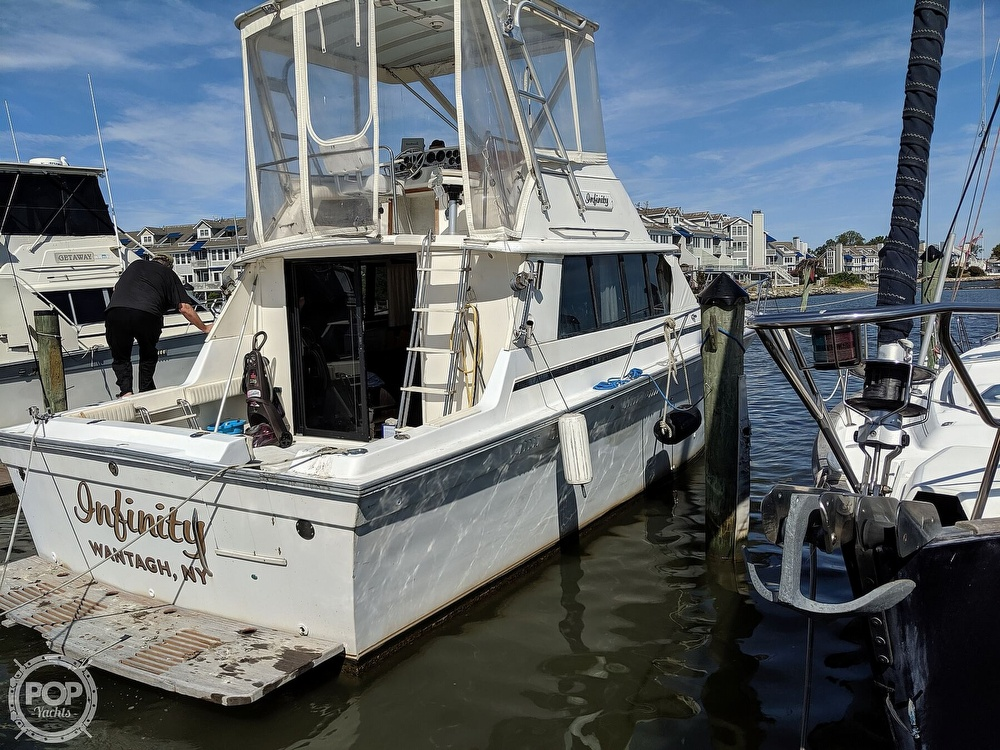 1980 Silverton boat for sale, model of the boat is 37C & Image # 30 of 41