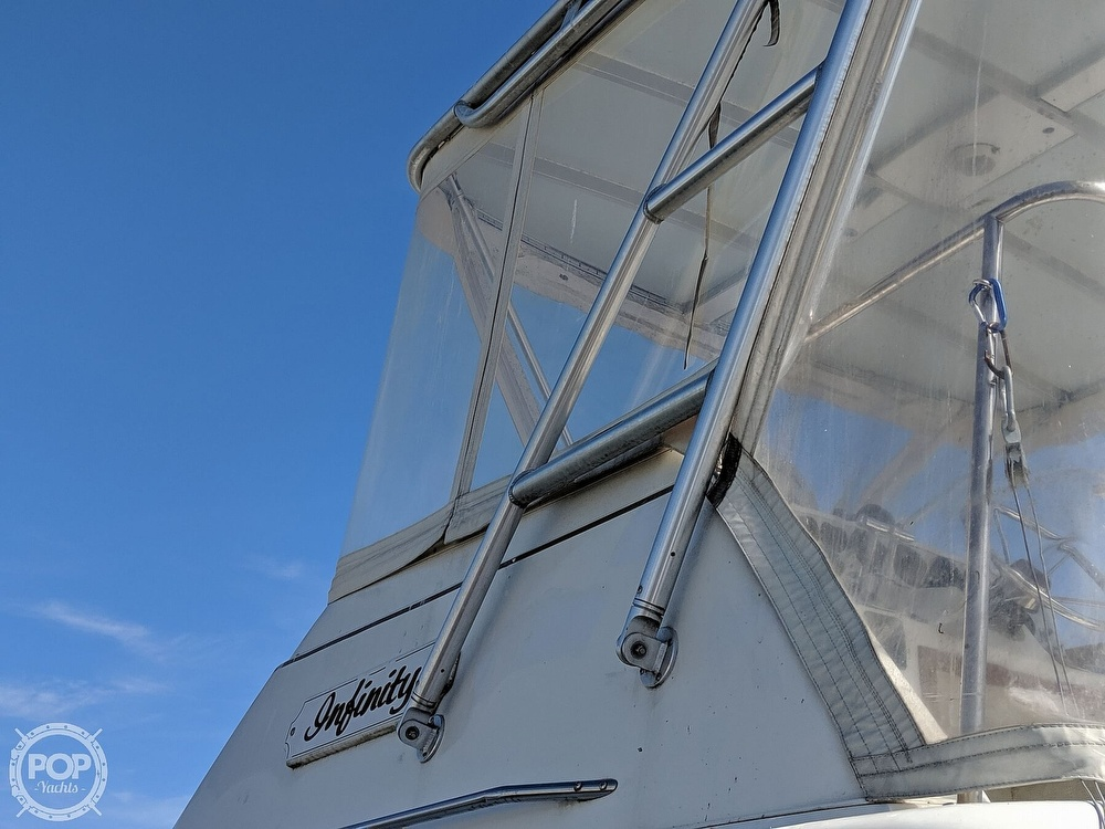 1980 Silverton boat for sale, model of the boat is 37C & Image # 26 of 41