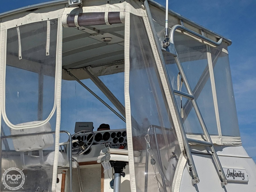1980 Silverton boat for sale, model of the boat is 37C & Image # 37 of 41