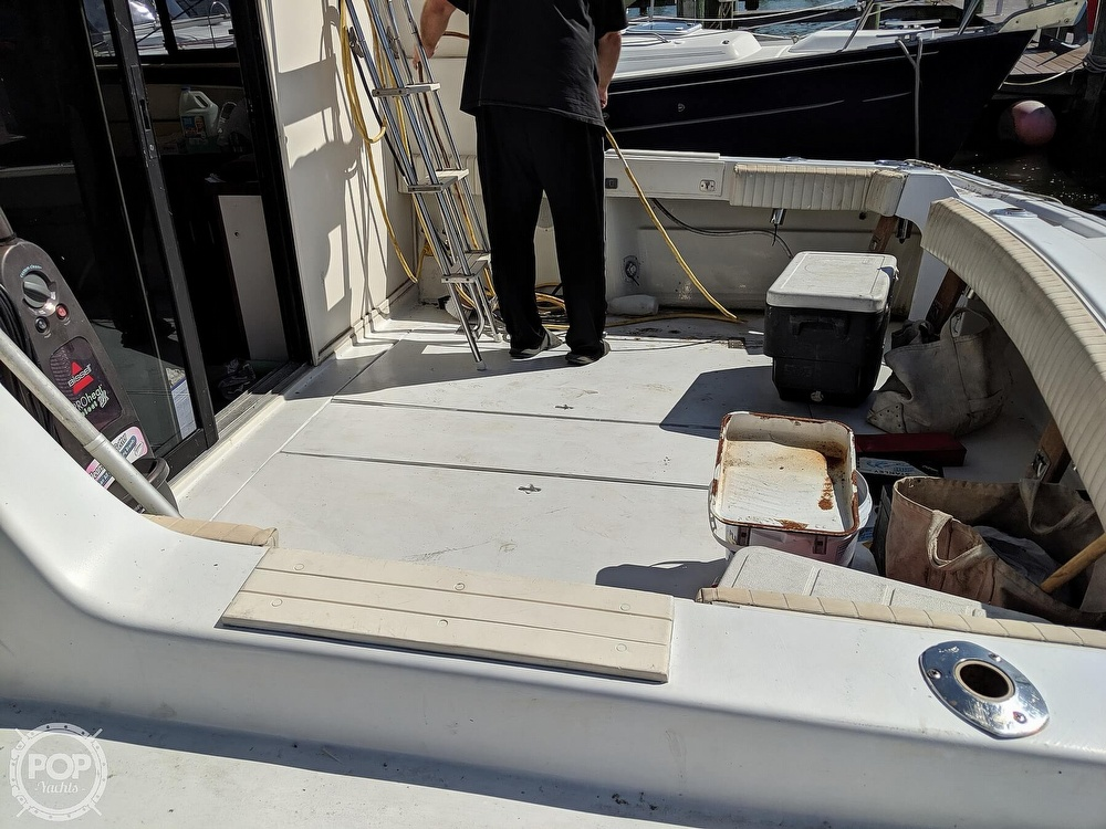 1980 Silverton boat for sale, model of the boat is 37C & Image # 17 of 41