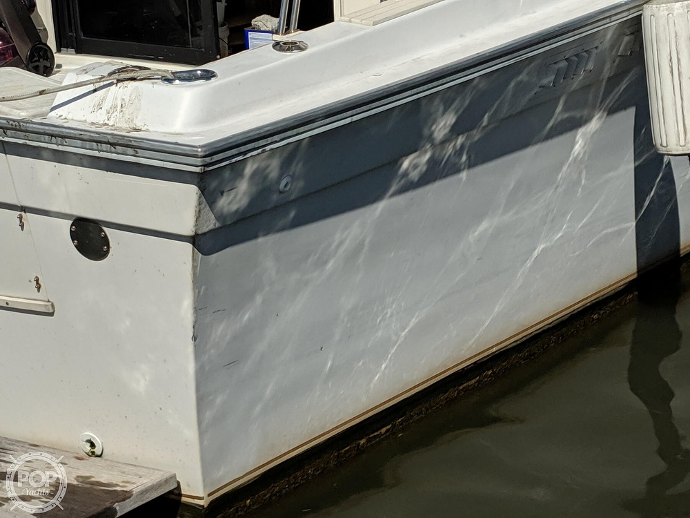 1980 Silverton boat for sale, model of the boat is 37C & Image # 32 of 41