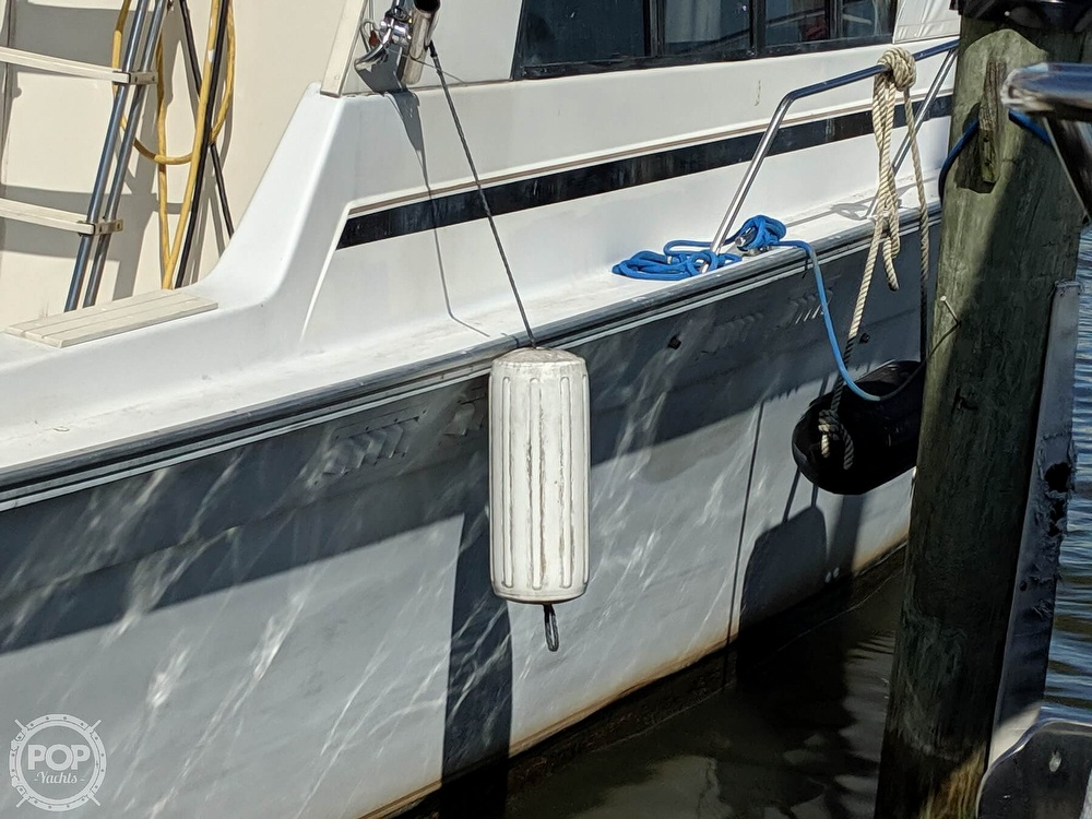 1980 Silverton boat for sale, model of the boat is 37C & Image # 34 of 41