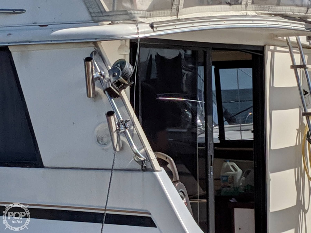 1980 Silverton boat for sale, model of the boat is 37C & Image # 8 of 41