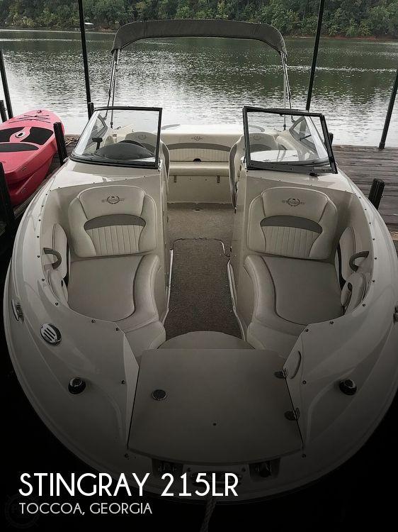 Used Stingray Ski Boats For Sale by owner | 2013 Stingray 215LR