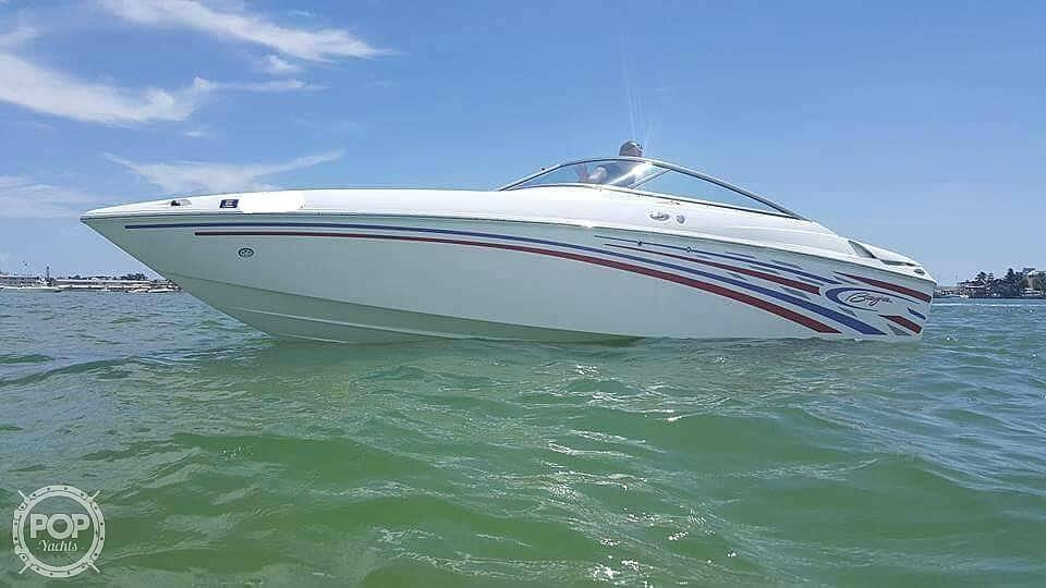 2007 Baja boat for sale, model of the boat is 245 & Image # 2 of 40