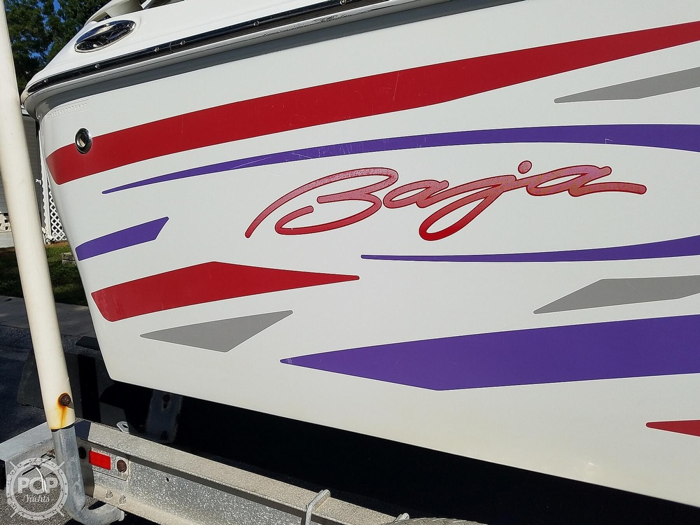 2007 Baja boat for sale, model of the boat is 245 & Image # 18 of 40