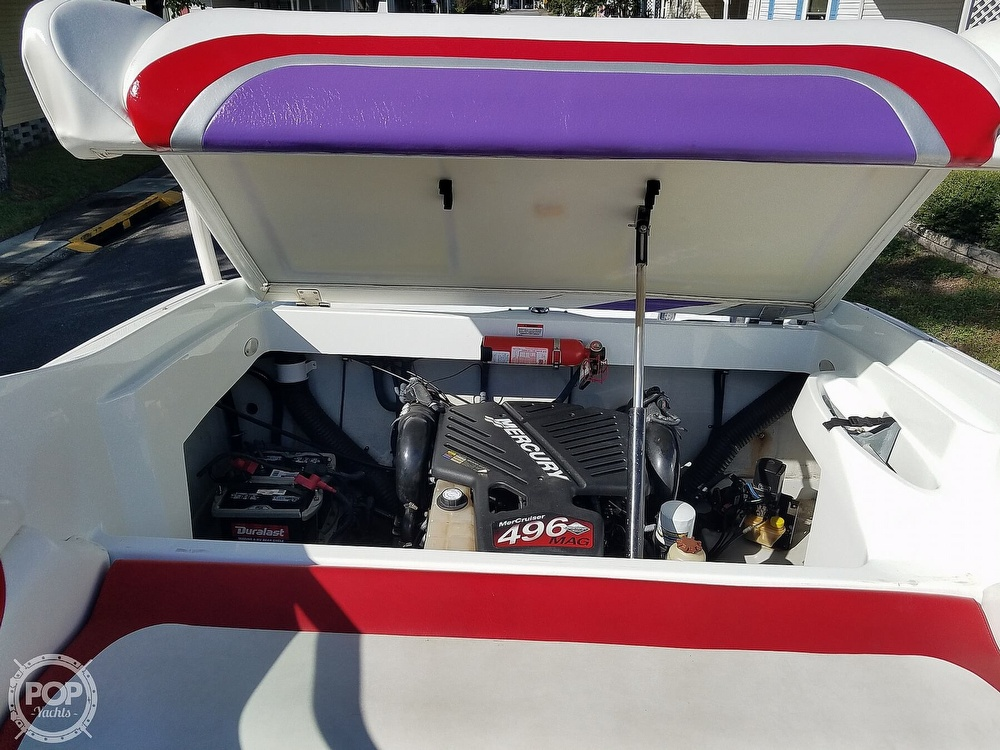 2007 Baja boat for sale, model of the boat is 245 & Image # 38 of 40