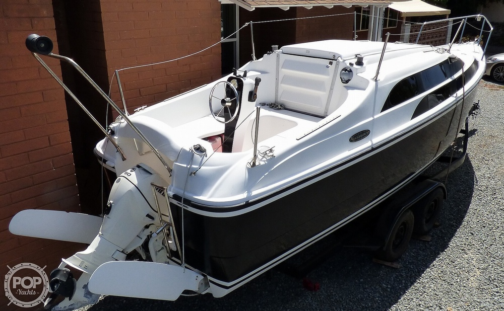 2012 Macgregor boat for sale, model of the boat is 26M & Image # 10 of 41