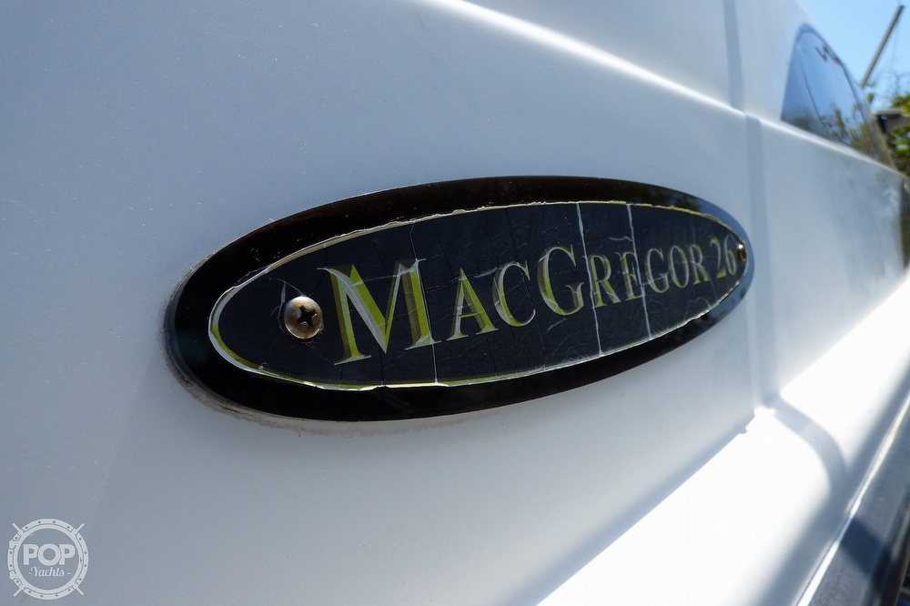 2012 Macgregor boat for sale, model of the boat is 26M & Image # 13 of 41