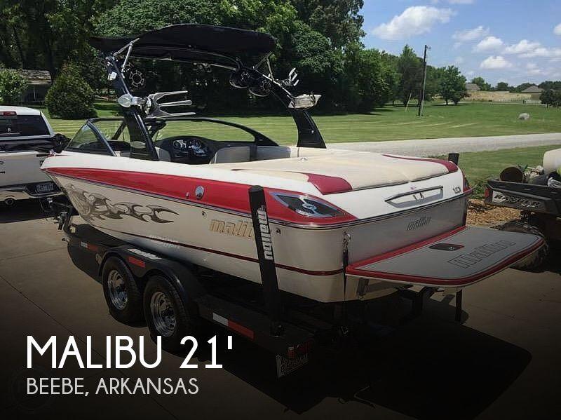 Used Power boats For Sale in Little Rock, Arkansas by owner | 2007 Malibu 2