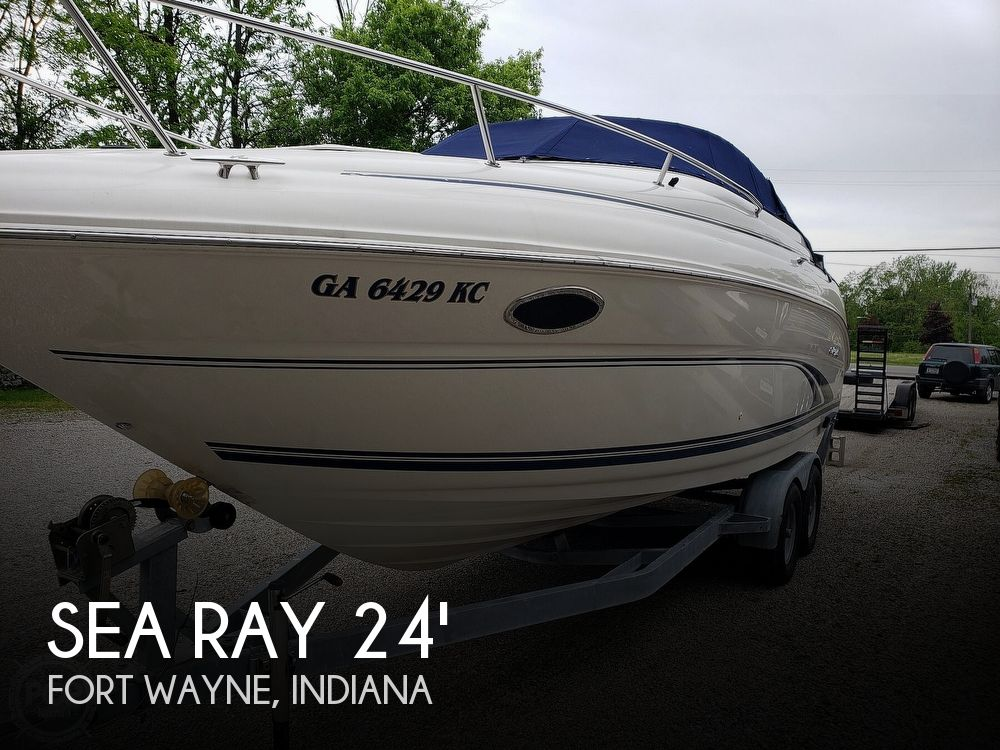 Used Sea Ray 45 Boats For Sale by owner | 2001 Sea Ray 245 Weekender