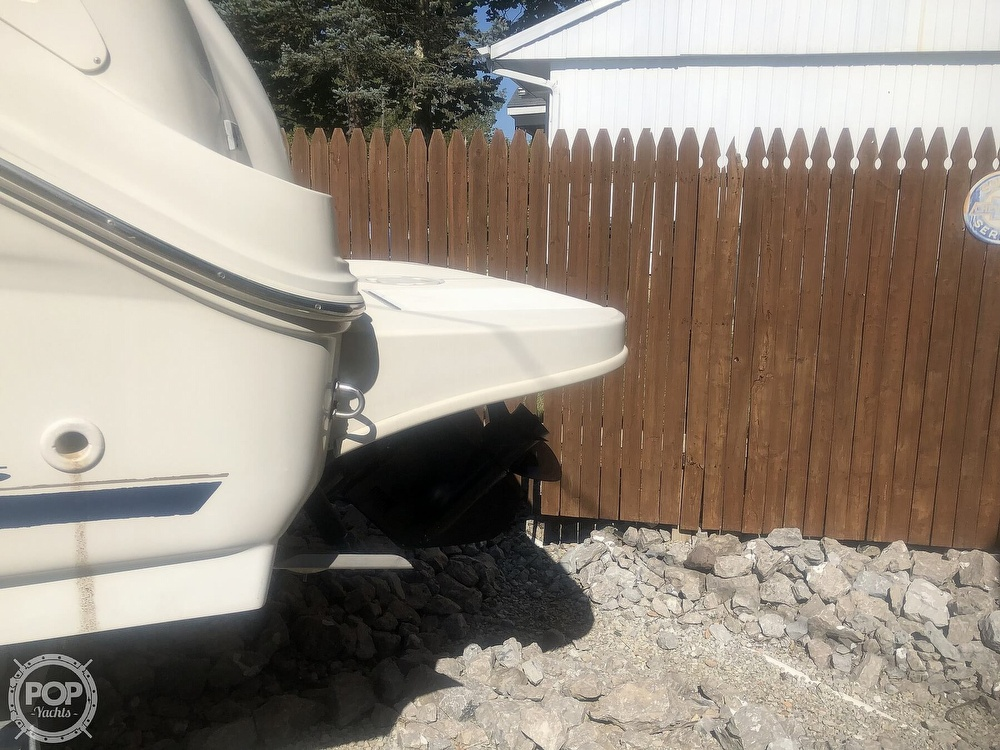2001 Sea Ray boat for sale, model of the boat is Weekender 245 & Image # 22 of 40