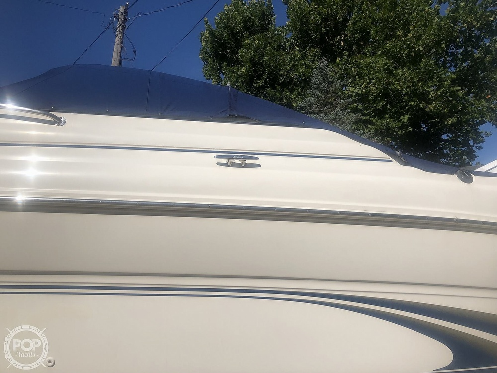 2001 Sea Ray boat for sale, model of the boat is Weekender 245 & Image # 29 of 40