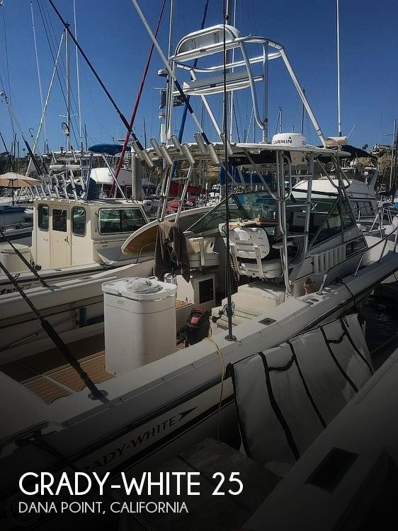 Used Grady-White Boats For Sale in California by owner | 2017 Grady-White Trophy Pro 25