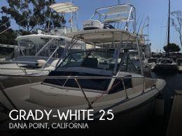 1990 Grady-White Trophy Pro 25