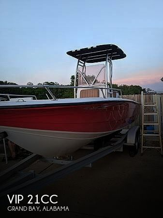 Used VIP Boats For Sale by owner | 1995 VIP 21CC