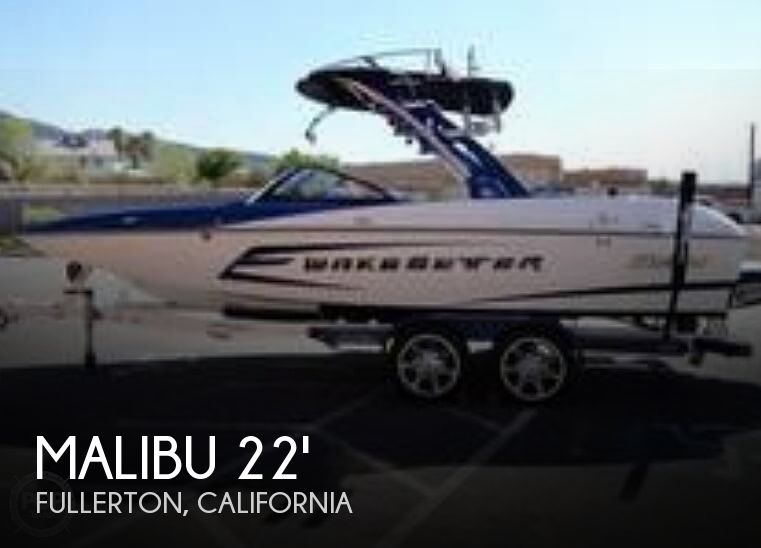 Used MALIBU Boats For Sale in California by owner | 2014 Malibu 22 Wakesetter