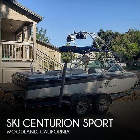 Used Ski Centurion Boats For Sale by owner | 2001 20 foot Ski Centurion Sport