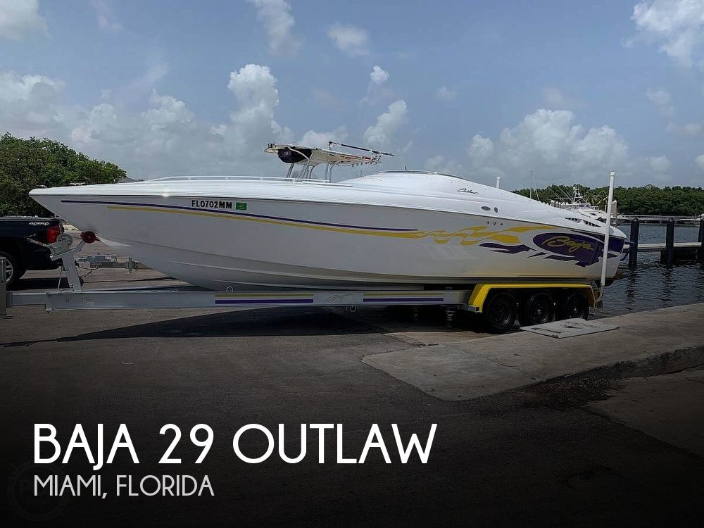 Used Baja Boats For Sale by owner | 2003 29 foot Baja Outlaw