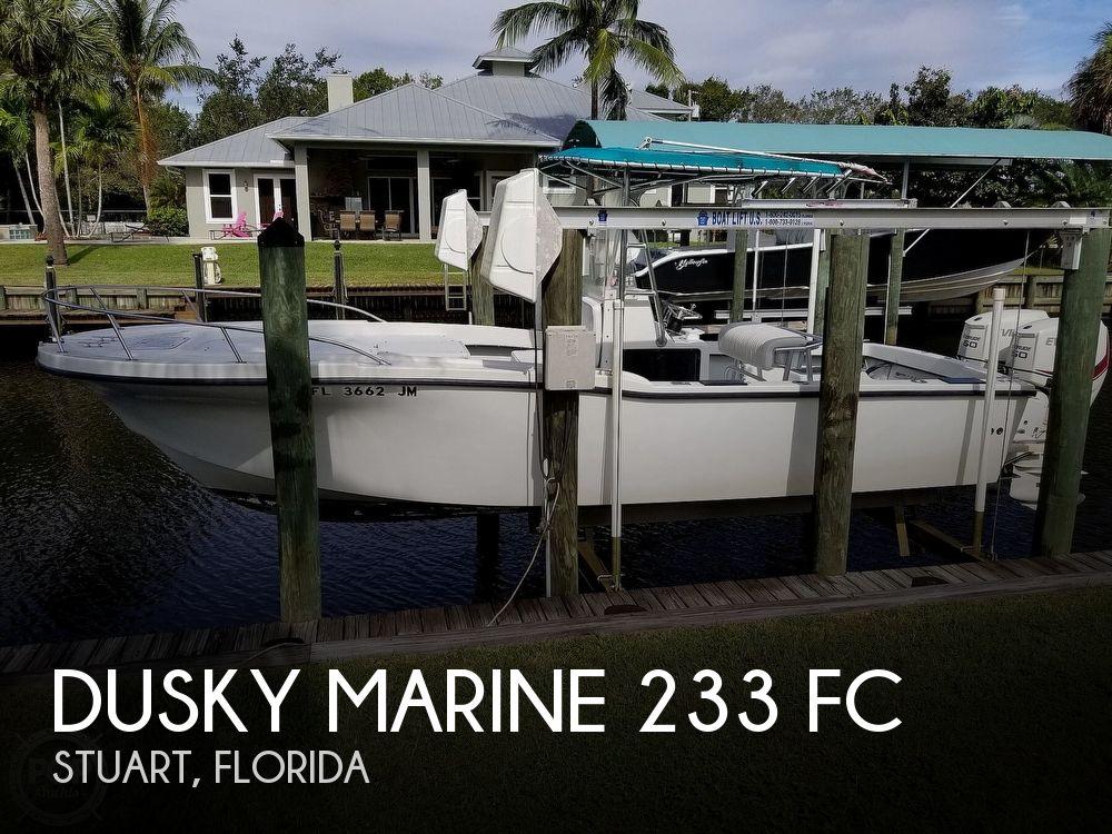 Used Dusky Marine Boats For Sale by owner | 1995 Dusky Marine 23