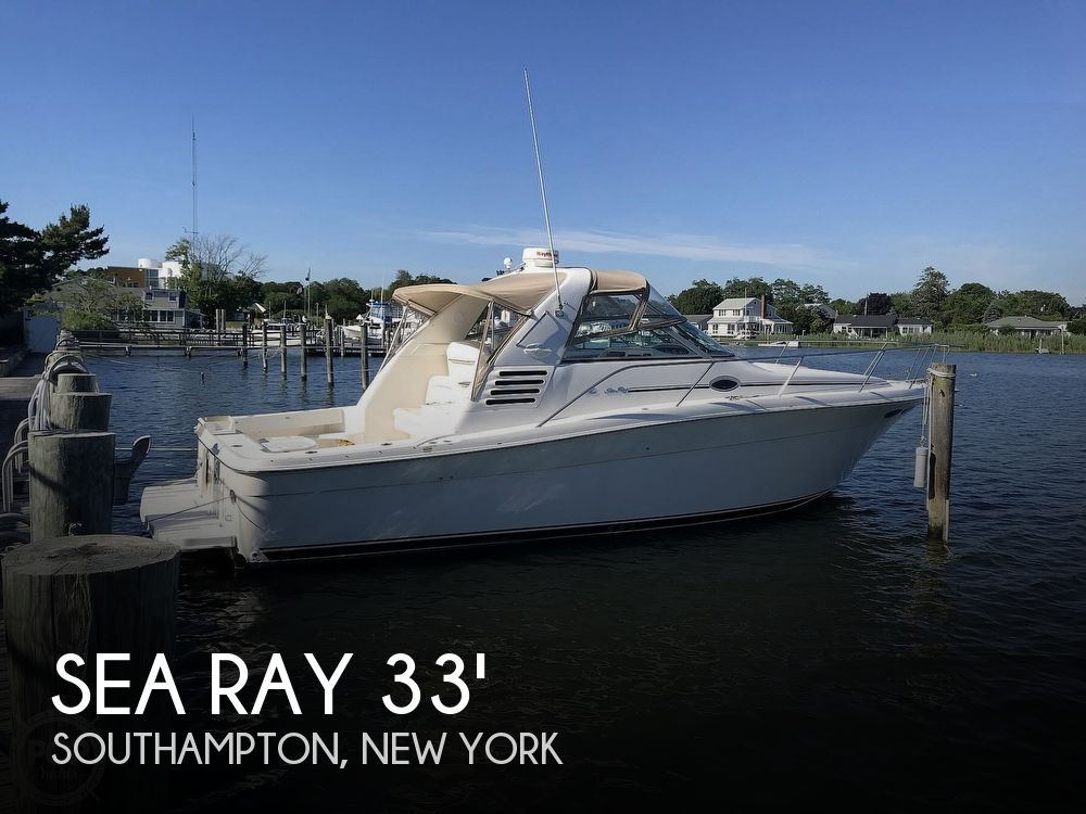Used Sea Ray 33 Boats For Sale by owner | 1997 Sea Ray 33 Amberjack