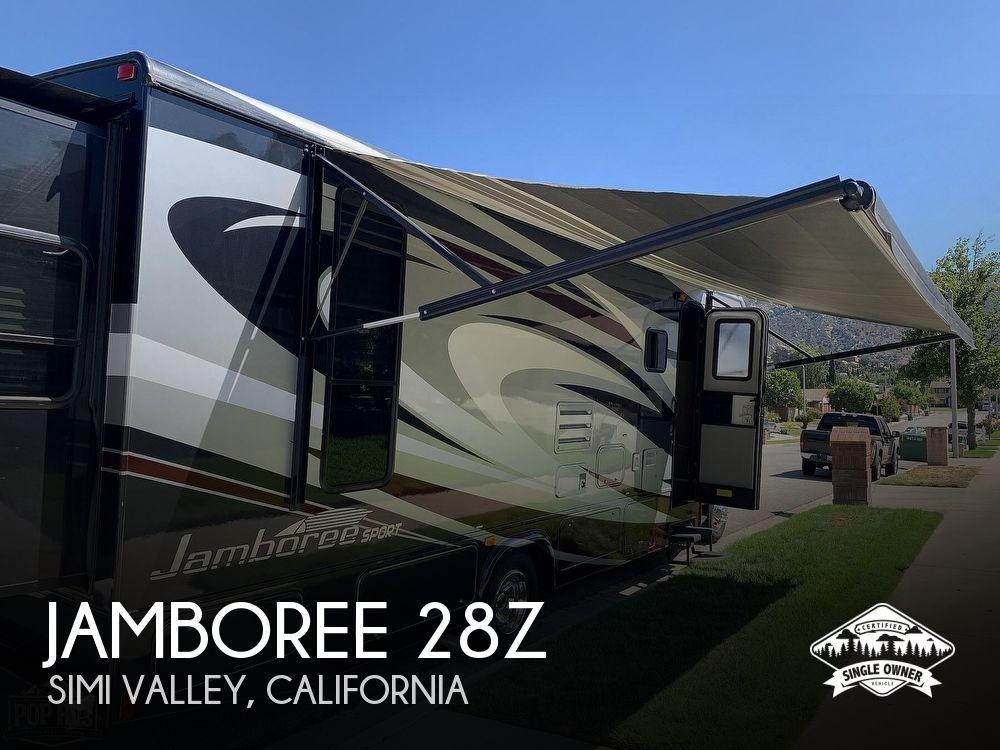 2013 Fleetwood Jamboree 28Z