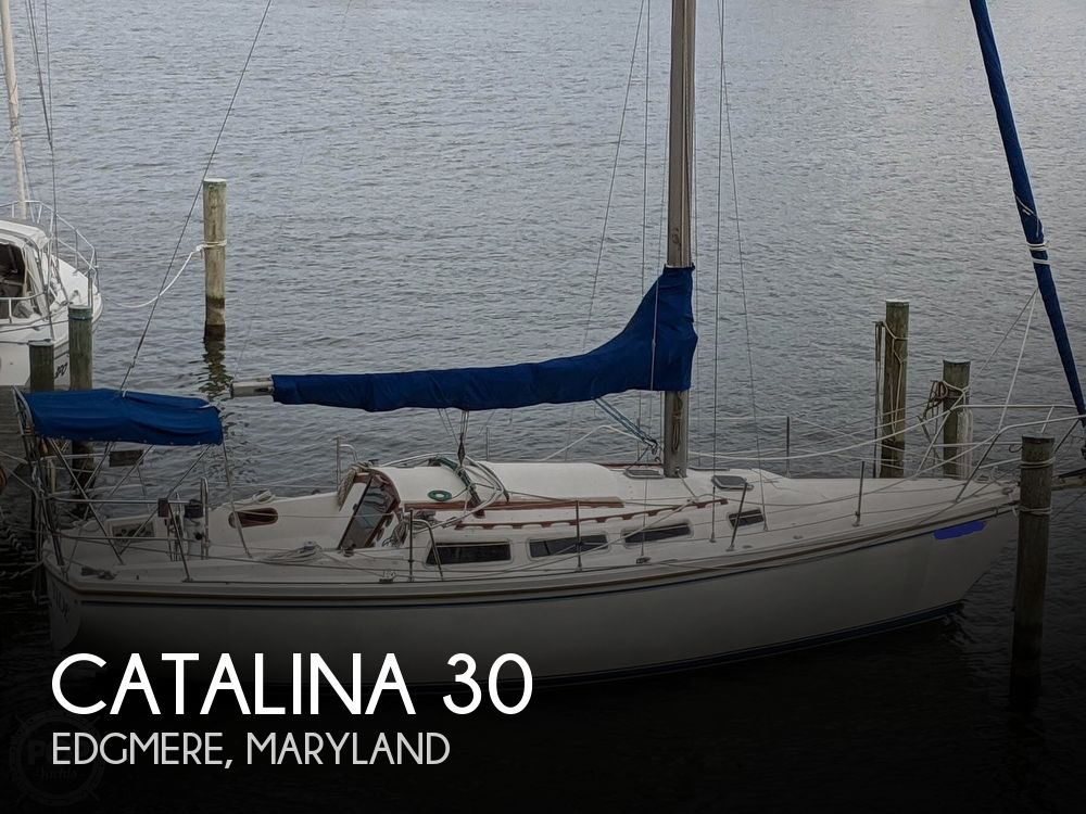 1984 Catalina Yachts boat for sale, model of the boat is 30 Tall Rig & Image # 1 of 40