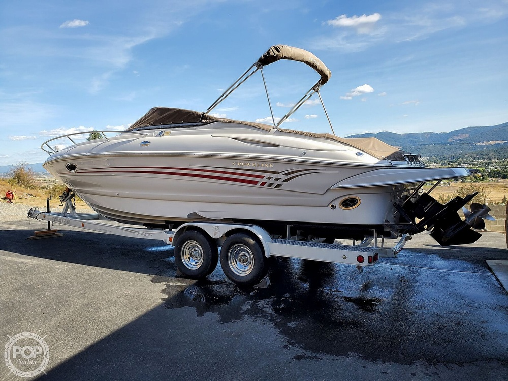 2005 Crownline boat for sale, model of the boat is CCR 275 & Image # 27 of 40