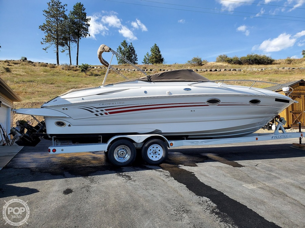 2005 Crownline boat for sale, model of the boat is CCR 275 & Image # 29 of 40