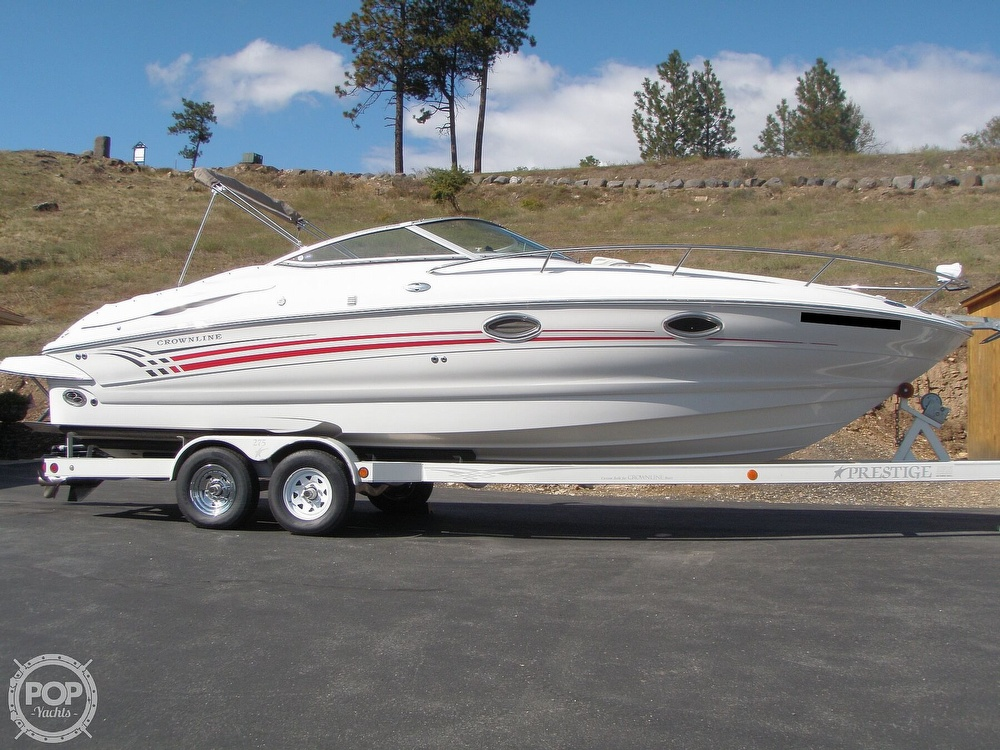 2005 Crownline boat for sale, model of the boat is CCR 275 & Image # 30 of 40