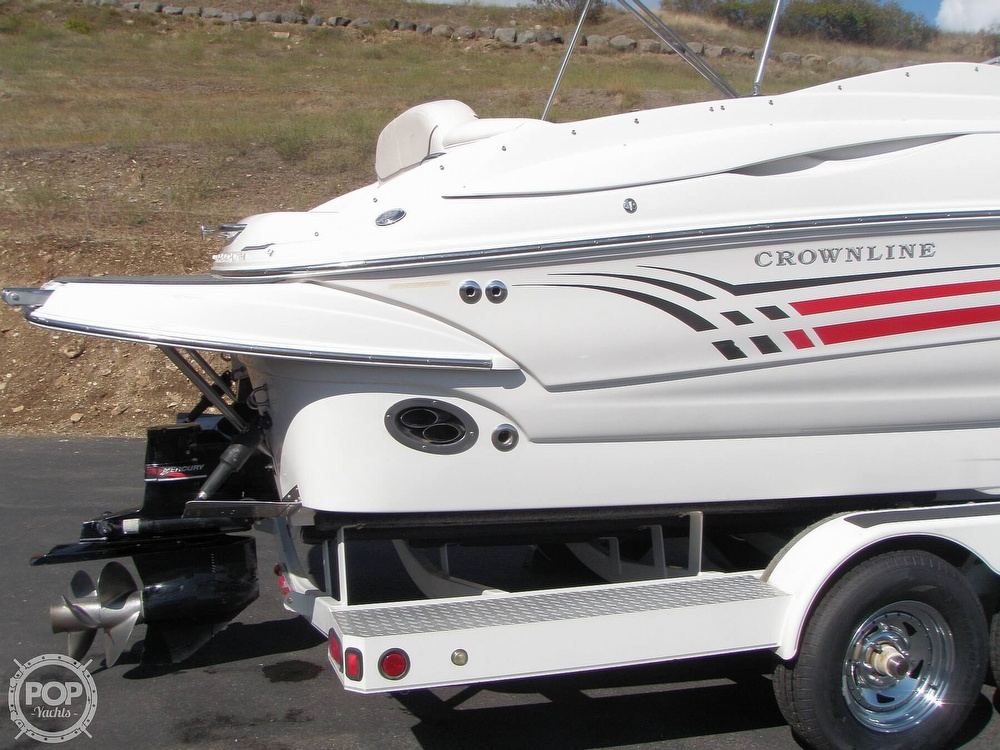 2005 Crownline boat for sale, model of the boat is CCR 275 & Image # 31 of 40
