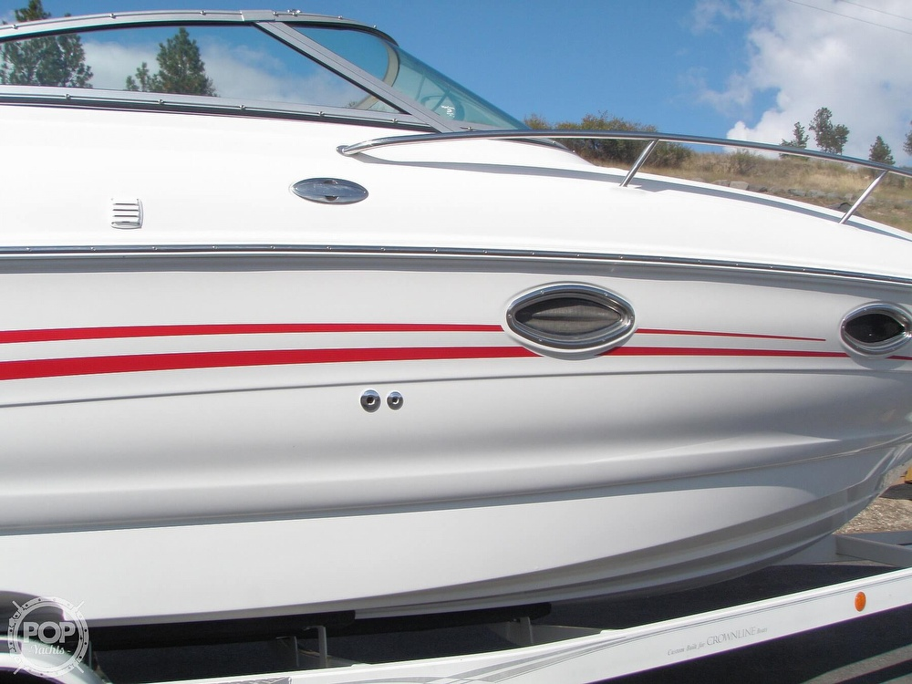 2005 Crownline boat for sale, model of the boat is CCR 275 & Image # 33 of 40