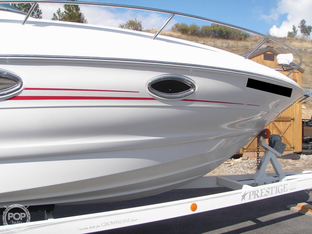 2005 Crownline boat for sale, model of the boat is CCR 275 & Image # 34 of 40