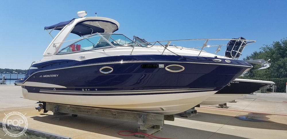 2013 Monterey boat for sale, model of the boat is 260 SC & Image # 3 of 40