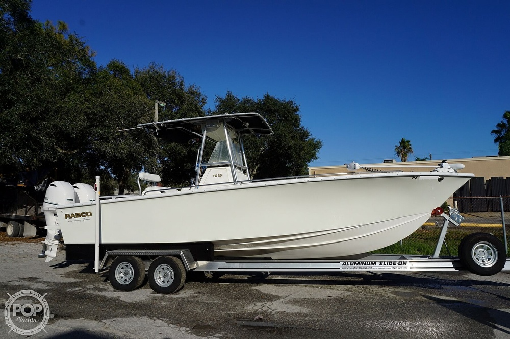 1997 Rabco boat for sale, model of the boat is 25 Center Console & Image # 17 of 40