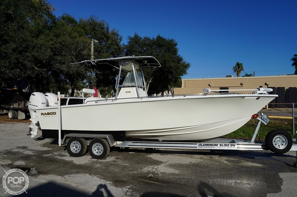 1997 Rabco boat for sale, model of the boat is 25 Center Console & Image # 18 of 40