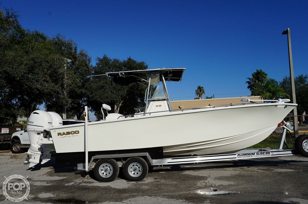 1997 Rabco boat for sale, model of the boat is 25 Center Console & Image # 2 of 40