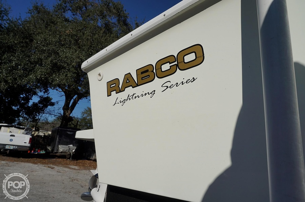 1997 Rabco boat for sale, model of the boat is 25 Center Console & Image # 23 of 40