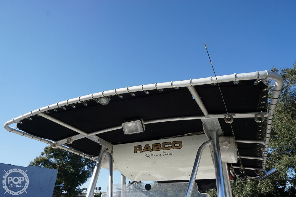 1997 Rabco boat for sale, model of the boat is 25 Center Console & Image # 8 of 40